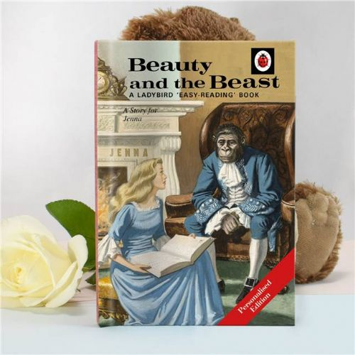 Beauty and the Beast - A Personalised Ladybird Book